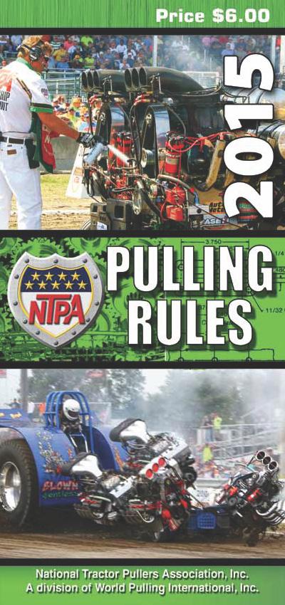 2015 Rules