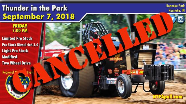 RoanokeIN cancelled