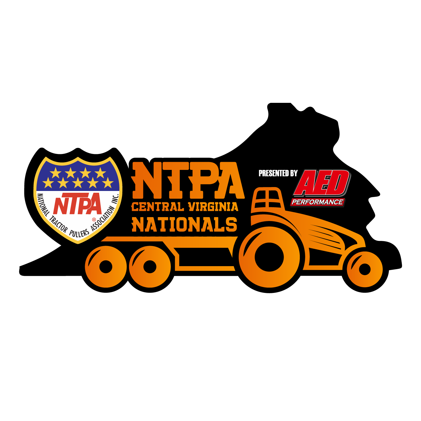 NTPA Central Virginia Nationals Logo