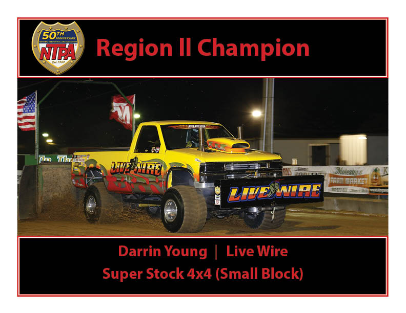 RN 2 Champs live wire