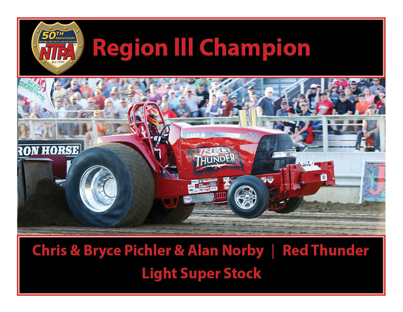 RN 3 Champs red thunder