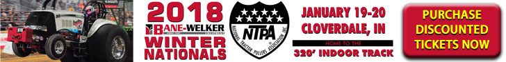 2018 NTPA Winter Nationals Tickets