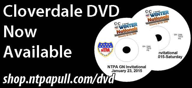 Cloverdale dvd